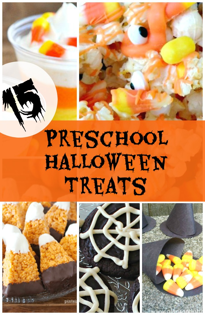 Preschool Halloween Treats Pinterest Edited 1