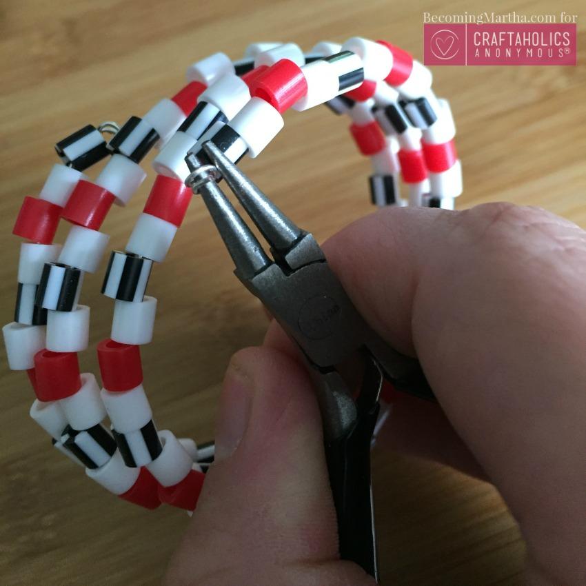 how to make a charm bracelet