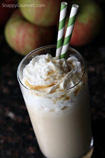 Maple Apple Milkshake