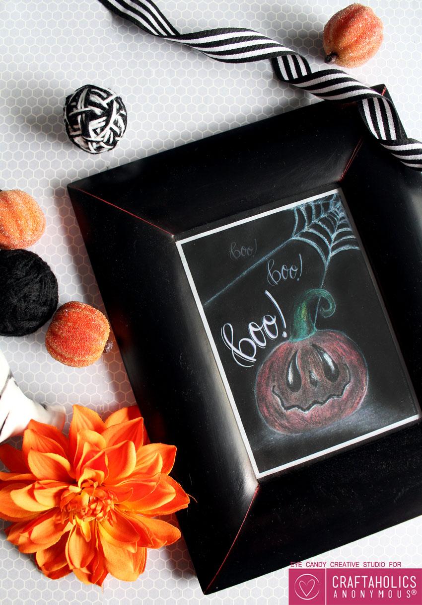 free pumpkin printable