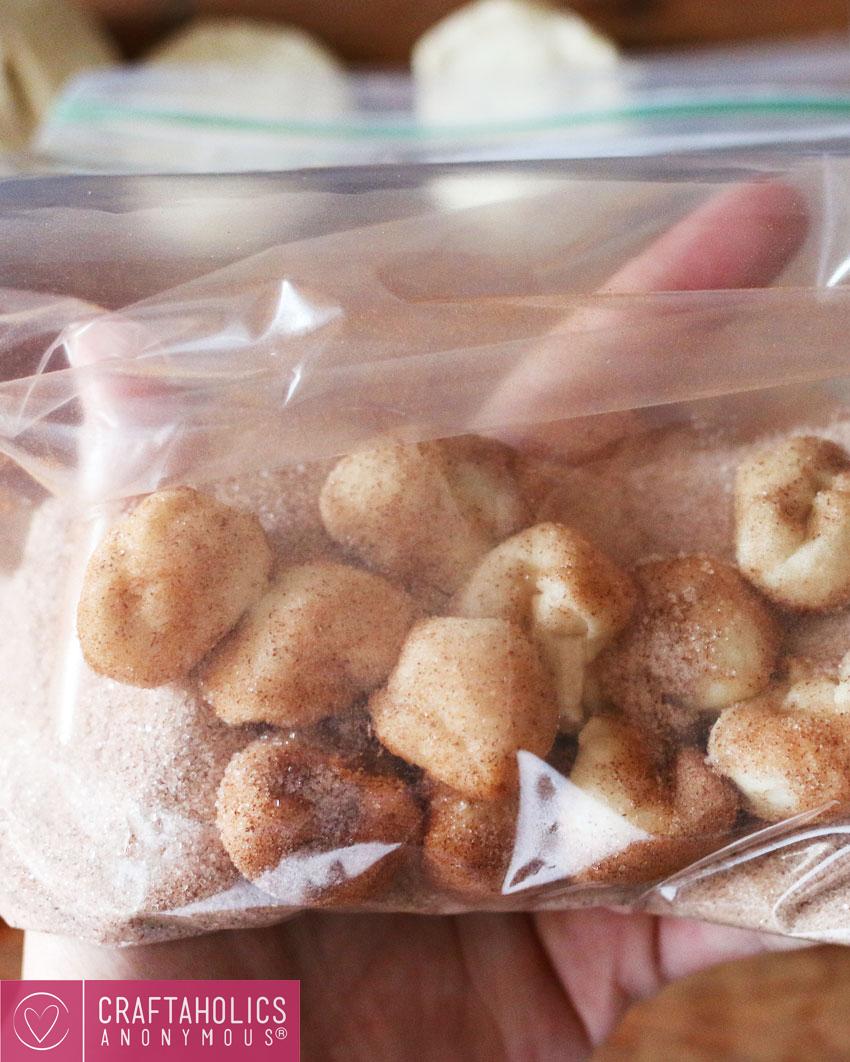 Pumpkin Spice Marscapone Monkey Bread
