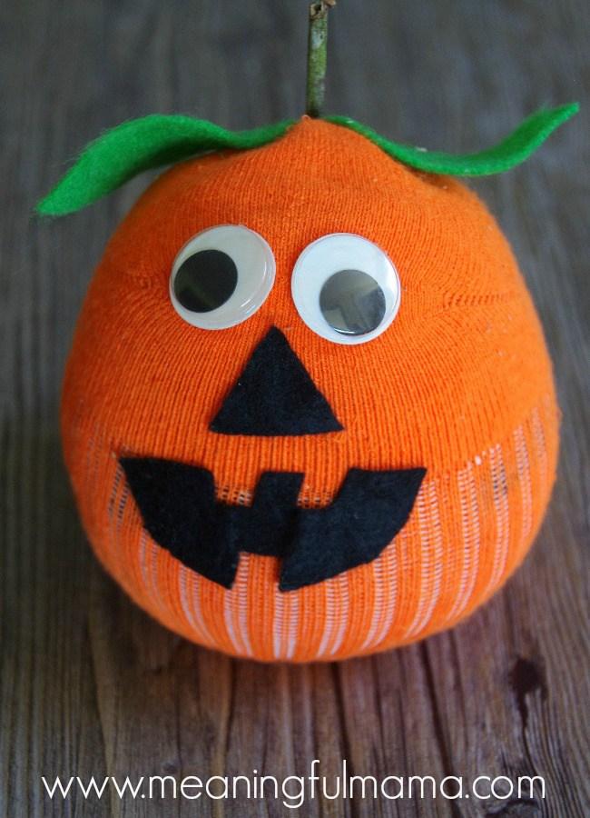 pumpkin crafts for kids