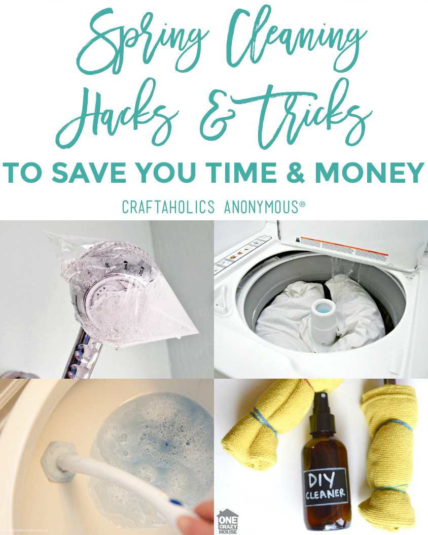 Spring Cleaning Hacks copy