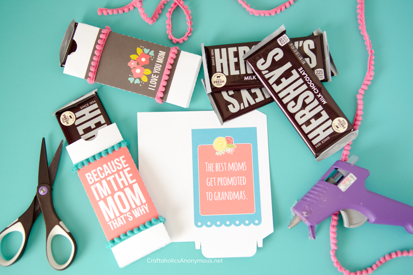 Mothers day craft :: gift idea