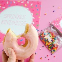 Sprinkle Kindness Lesson with Free Printables