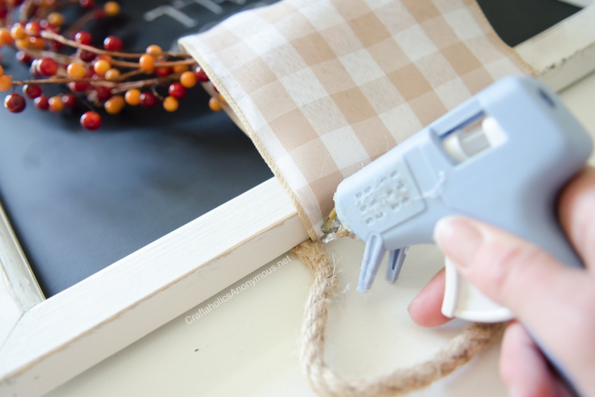 Fall Crafting DIY