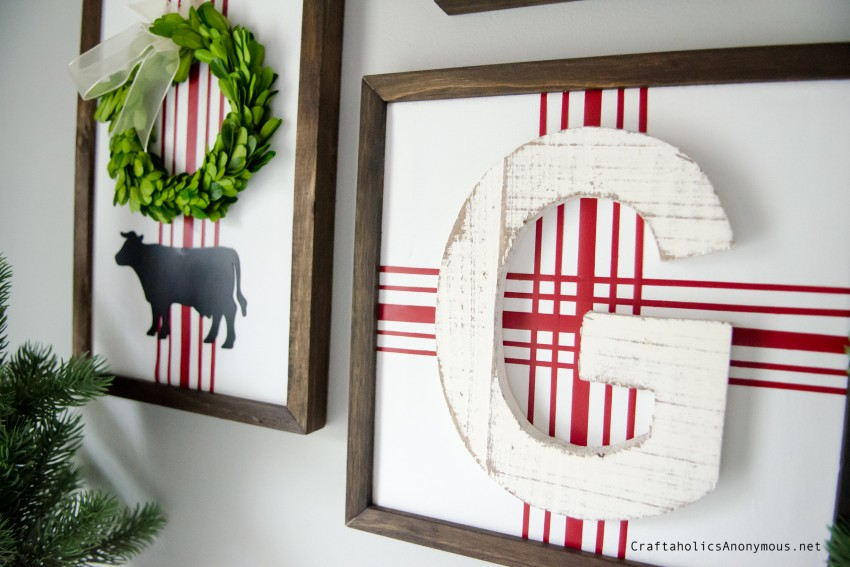 Farmhouse signs DIY