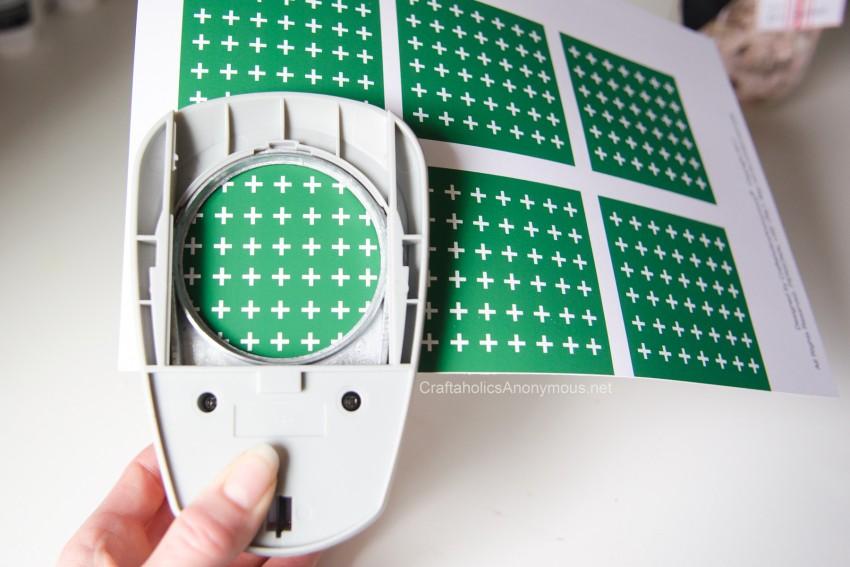 Christmas Mason jar gift printable