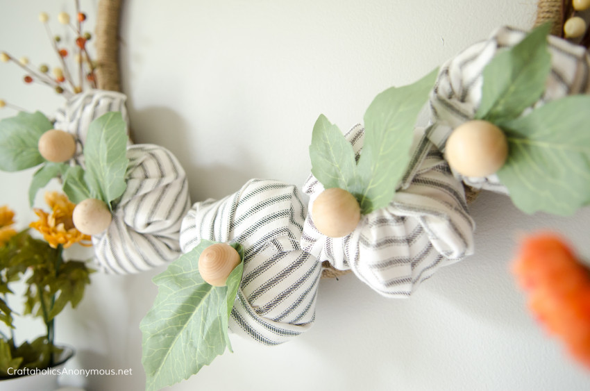 Farmhouse Fall craft idea